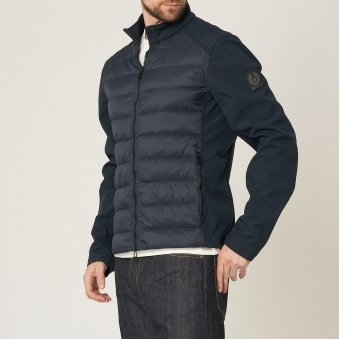 Navy Harpford Jacket