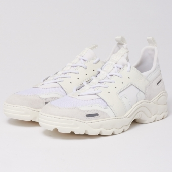 Neoprene Running Sneakers - Blanc