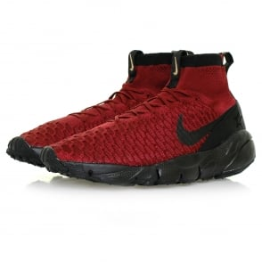 Nike Air Footscape Magista FK FC Team Red Shoe 830600 600
