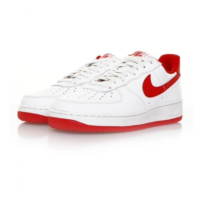 Nike Air Force 1 Low Retro Summit White Shoe 845053 100