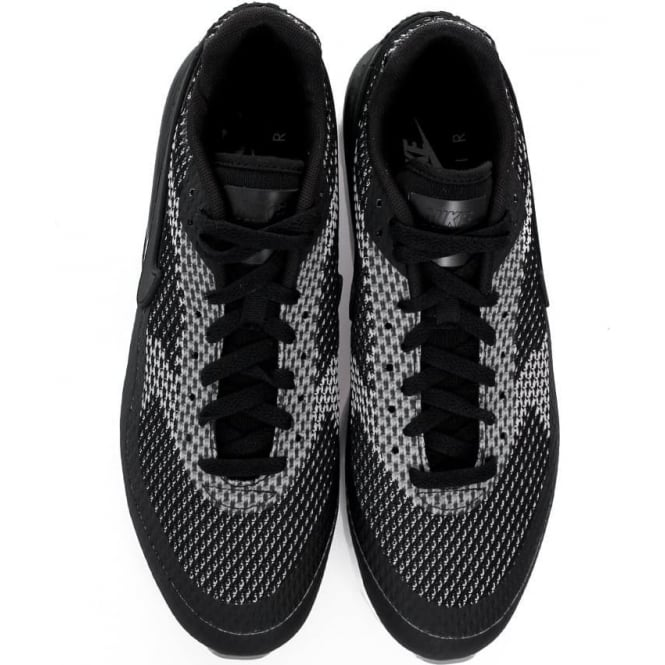 a29abd6005a0 ... purchase nike air max bw ultra knit jacquard black white shoes  819883001 c7532 2a1c3