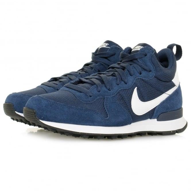 Nike Internationalist Mid Midnight Navy Shoe 859478 400