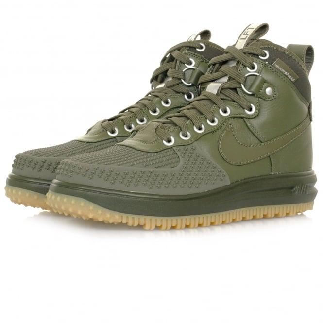 Nike Lunar Force 1 Duckboot Medium Olive Boot 805899201