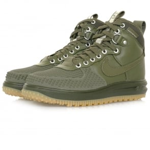 Nike Lunar Force 1 Duckboot Medium Olive Boot 805899201