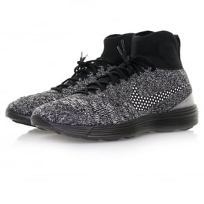 Nike Lunar Magista II FK FC Black Shoe 876385 001