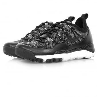 Nike Lupinek Flyknit Low Sail Black Shoe 882685 100