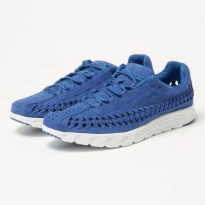 Nike Mayfly Woven Royal Blue Sneakers 833132-401