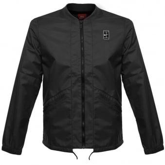 Nike Nikecourt Black Jacket 810145 010