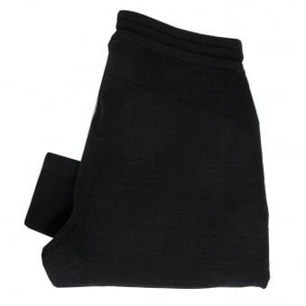 Nike Teck Knit Black Track Pants 810560