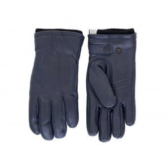 Norse Projects Norse X Hestra UTSJO Dark Navy Gloves N95-0516