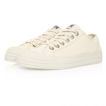 Novesta X UW Star Master Beige Canvas Shoe 729337