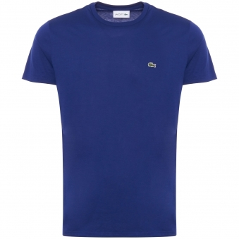 Ocean Crew Neck Pima Cotton T-Shirt