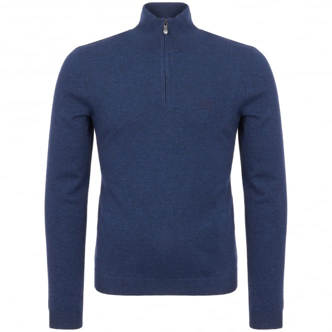 Boss Green Open Blue C-Ceno Jumper