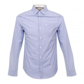 Original Penguin Turkish Seas Long Sleeve Shirt opwftus