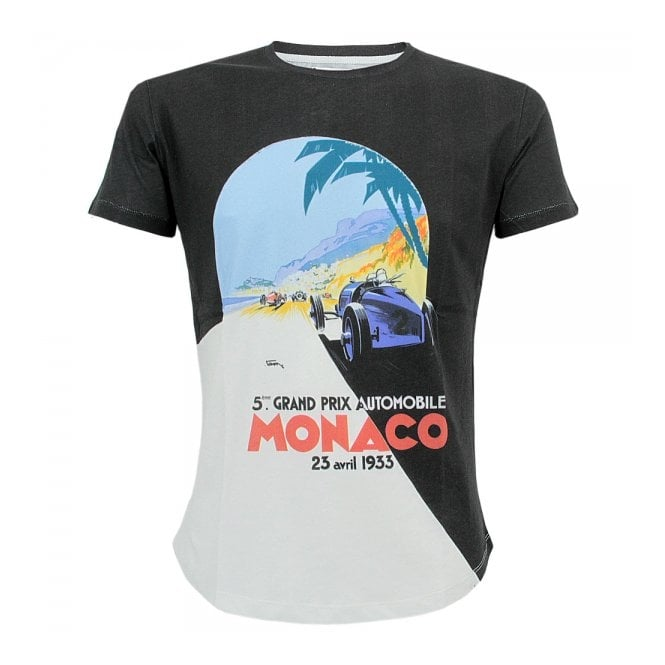 Orlebar Brown Tommy Illustration Monaco 1933 T-Shirt