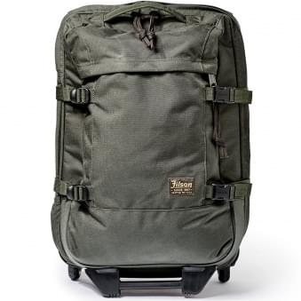 Otter Green Ballistic Nylon Dryden Carry On Suitcase