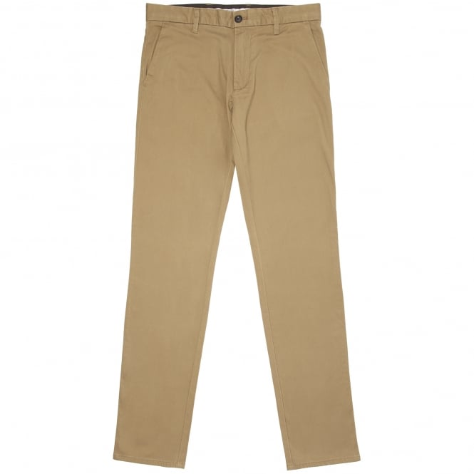Armani Jeans P15 Tapered Stretch Cotton Chinos