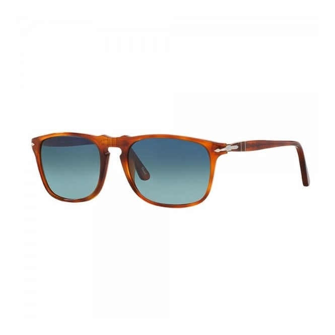 Persol PO3059S Polarized Brown Sunglasses 0PO3059S