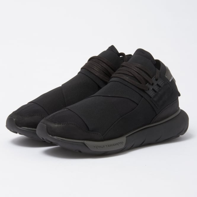 Adidas Y-3 Qasa High - Black