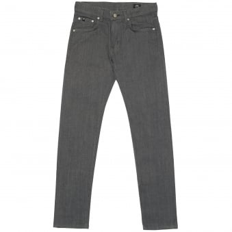 Rain Cloud Grey E Standard Modern Jeans - Regular Fit