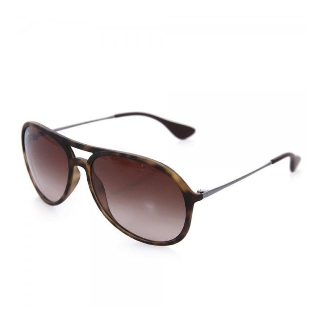 Ray Ban Alex Tortoise Sunglasses 0RB4201-865/13