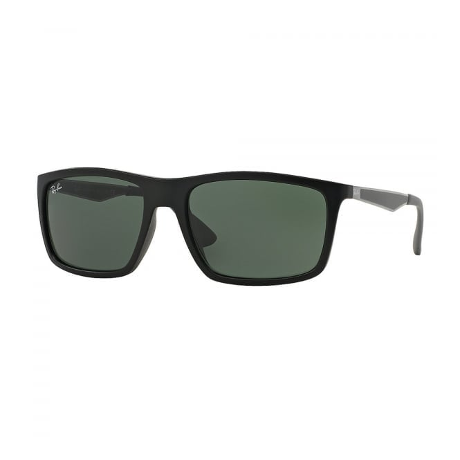 Ray Ban Ray-Ban RB4228 Black Gunmetal Sunglasses RB4228 601S71