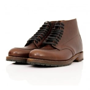 Red Wing Beckman Moc Antique Cigar Boot 9030