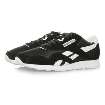 Reebok Classic Nylon Black Shoes 6604