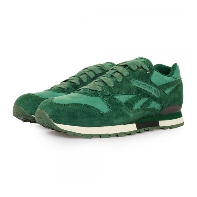 Reebok Classic Phase II BC Dark Green Shoes V63504