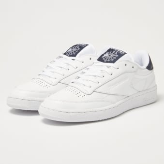 Reebok Club C85 EL White Sneakers BD5688