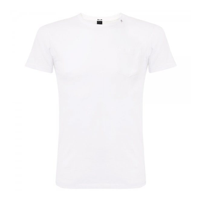 Replay Jeans Plain White T-Shirt M6724