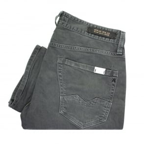 Replay Waitom Bottle Green Denim Jeans M983-000