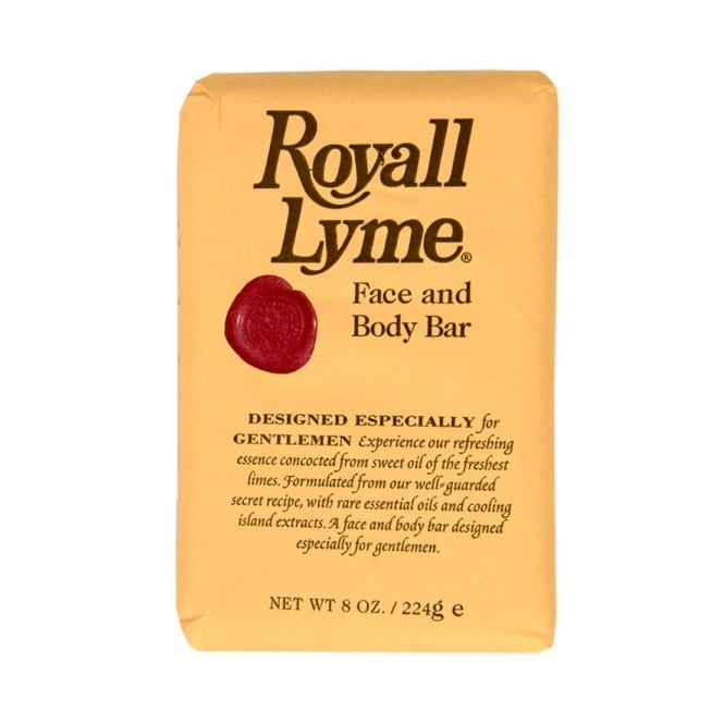 Royall Lyme Bermuda Royal Lyme Face And Body Bar