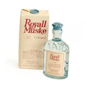Royall Muske Cologne Natural Spray 120ML