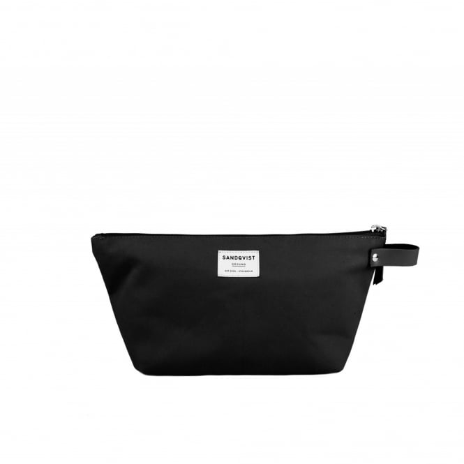 Sandqvist Cleo Black Washbag SQA657