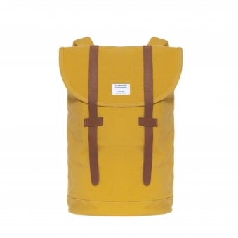Sandqvist Stig Yellow Canvas Bag SQA241