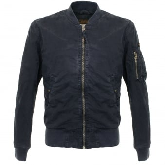 Schott NYC Clay Ocean Bomber Jacket CIS1701