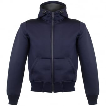 Schott NYC SW Blade 2 Navy Hooded Jacket SWBLADE2