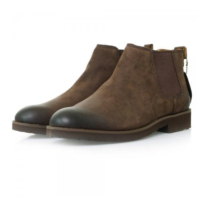 Sebago Rutland Chelsea Medium Brown Boots B810903