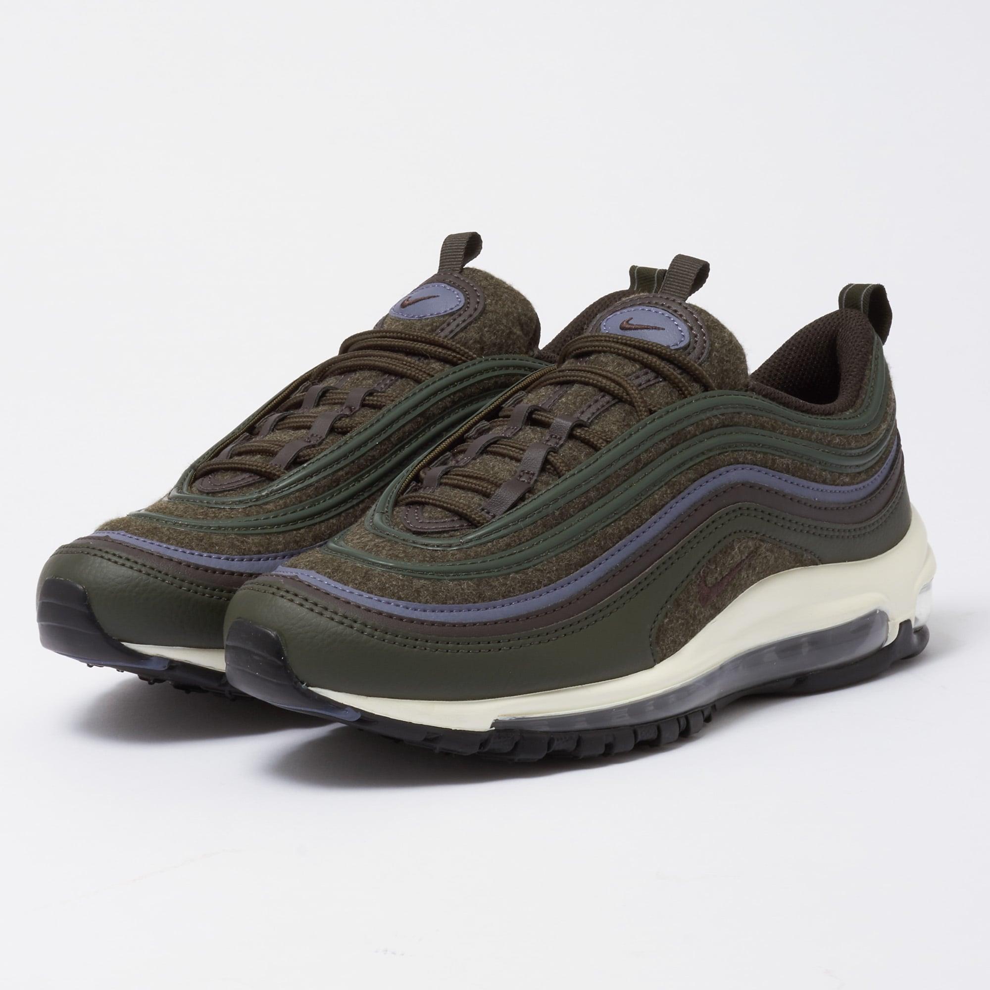 the best attitude e1a13 4b0e6 nike air max 97 mens shoe  sequoia velvet brown air max 97 premium
