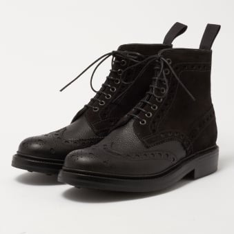 Stuarts Anniversary Fred Brogue Boot