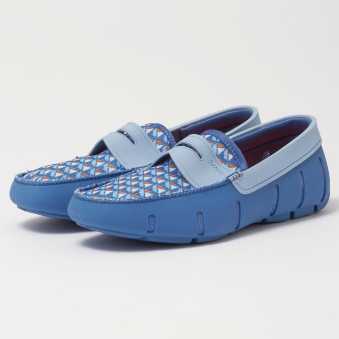 Swims Footwear Swims Regatta Sail Penny Loafer