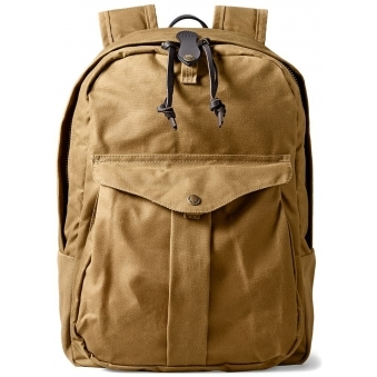 Tan Journeyman Backpack