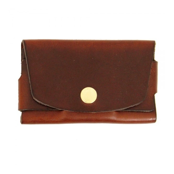 Tanner Goods Russet Card Holder