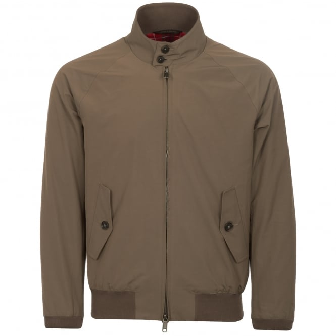 Baracuta Taupe G9 Harrington Jacket