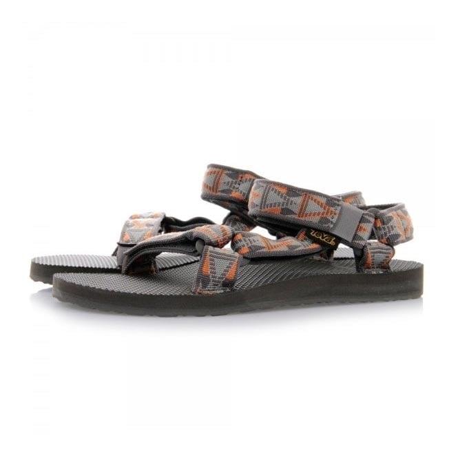 Teva Footwear Teva Original Universal Mosaic Brown Sandals 1004006