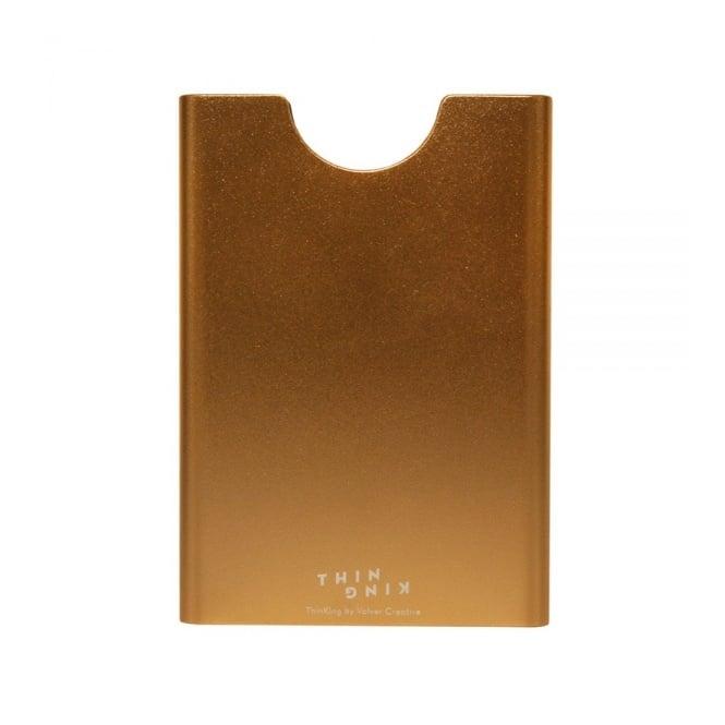 Thin King Credit Card Holder Thin King Champagne Card Holder 1083