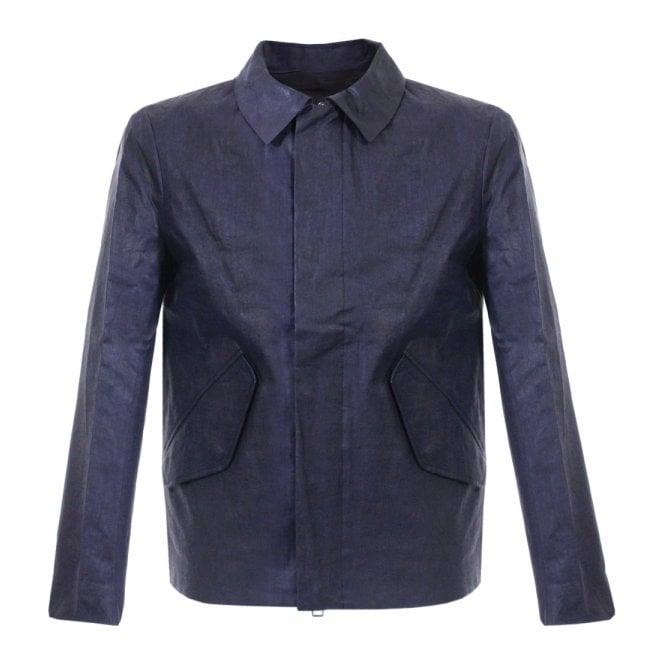 Uniforms for the Dedicated Miller Navy Melange Jacket 50040 05