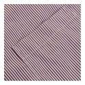 Universal Works Point Collar Fine Stripe Brown Shirt 15662