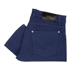Versus Versace Royal Blue Denim Jeans BU40213
